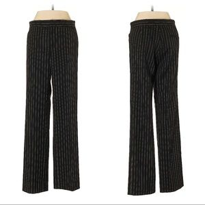 Ralph Lauren Black Label pinstripe pants size 6